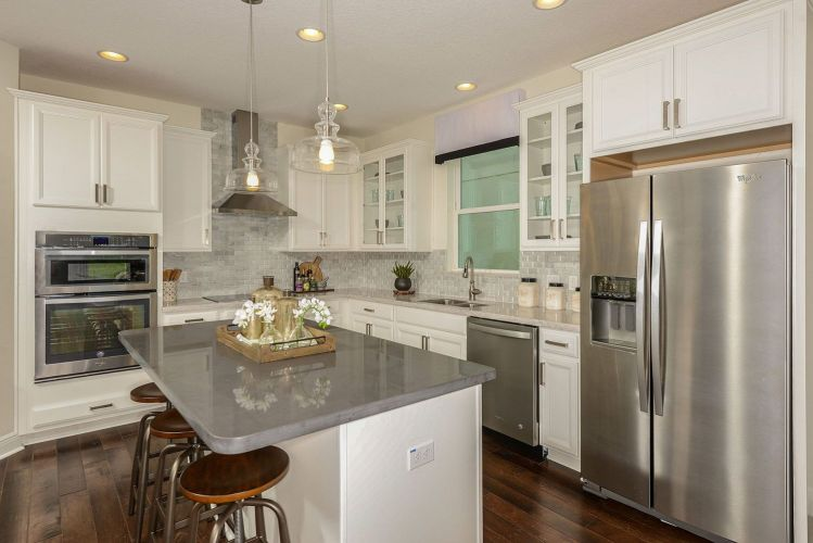 Mattamy Homes Kitchen